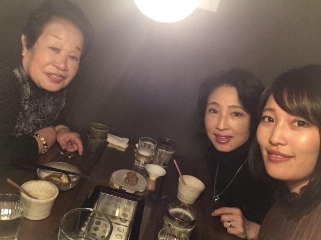 親娘3世代会 in 大阪
